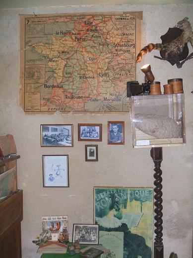"""l`ecole musée """"Hommes`Ages"""" 2008 3"""