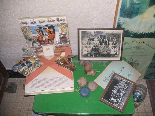 """l`ecole musée """"Hommes`Ages"""" 2008  5"""