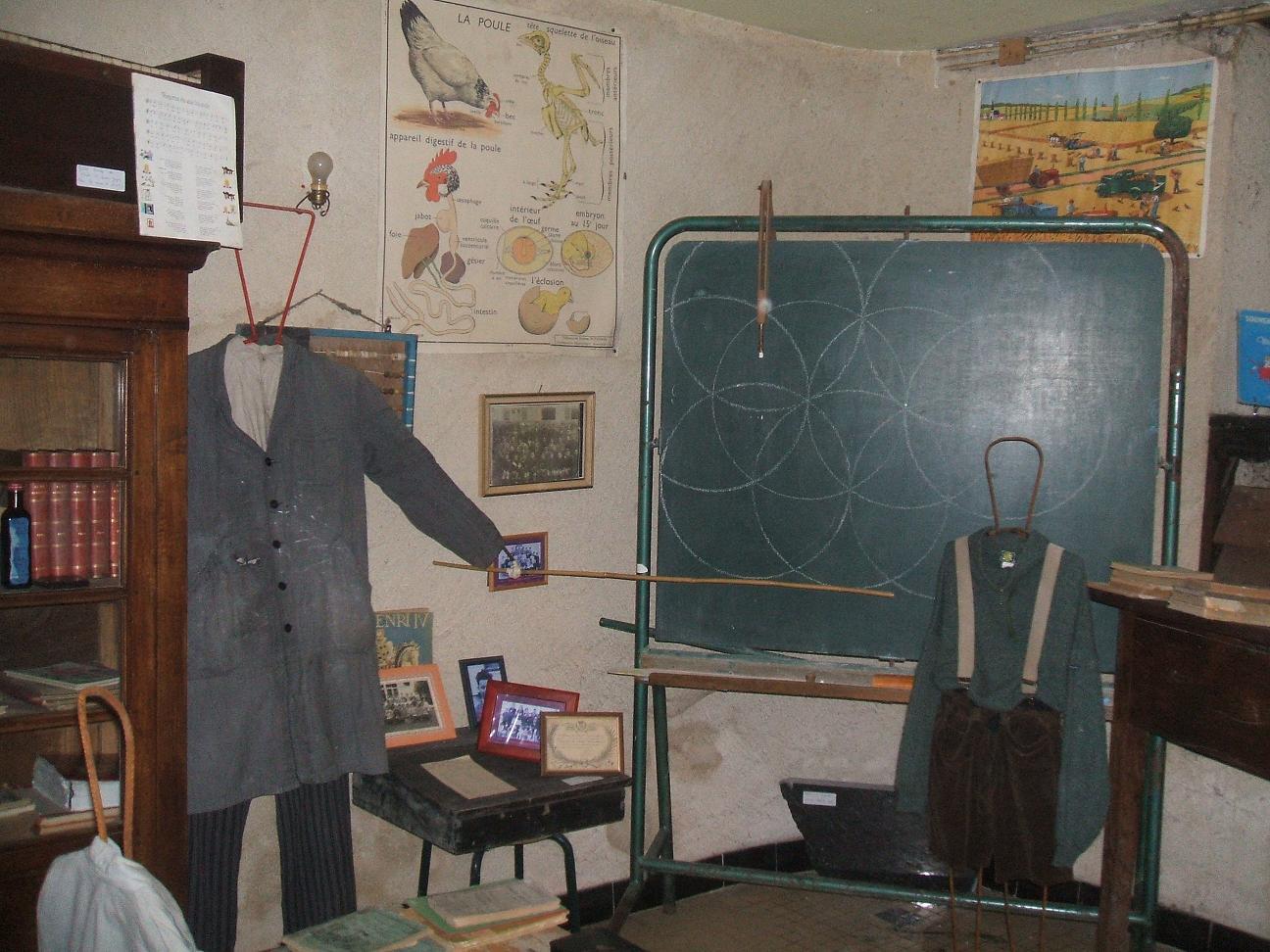 """l`ecole musée """"Hommes`Ages"""" 2008  10"""