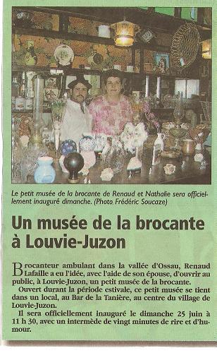 presse musée 2006 louvie